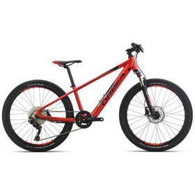 "ORBEA eMX 24"" Enfant, red/black"